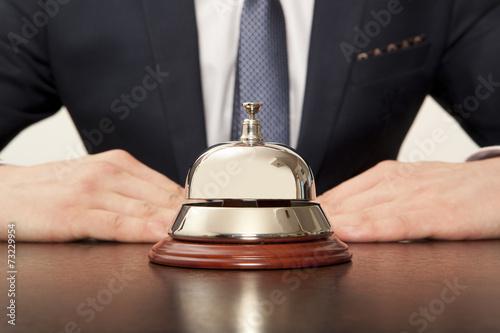 Fotografie, Obraz  Hotel Concierg