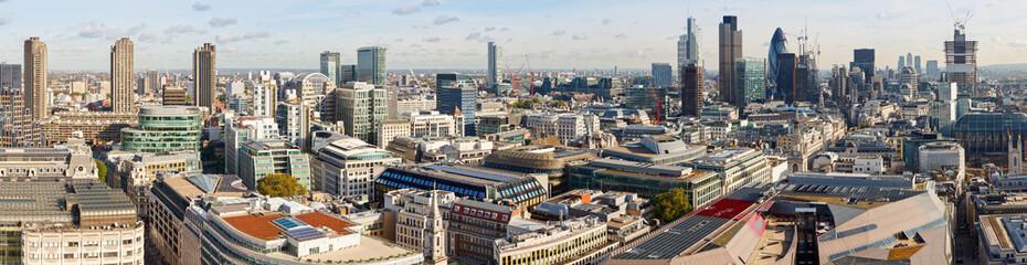 Fototapeta London panorama