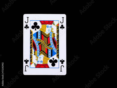Deck of Cards плакат