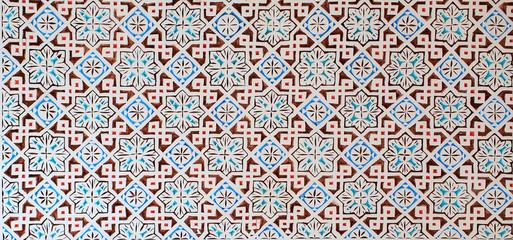 Panel Szklany PodświetlaneOriental ornament