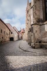 Fototapeta na wymiar Bratislava - City View