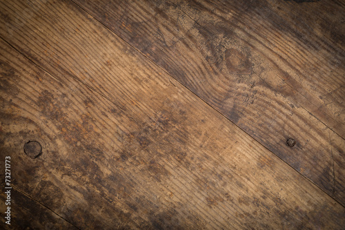 Tuinposter Hout Brown wood texture. Abstract background