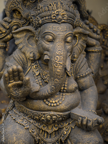 statue of ganesha in bali, indonesia Poster