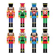 Christmas Nutcracker - Soldier...