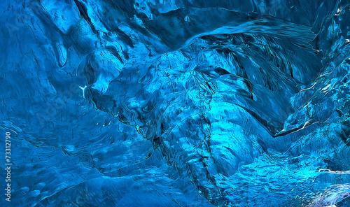Fotografie, Obraz Ice cave