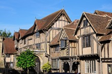Lord Leycester Hospital, Warwick © Arena Photo UK