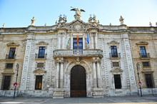 Universidad De Sevilla, Fábr