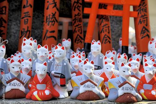 Papiers peints Japon Fushimi Inari Shrine