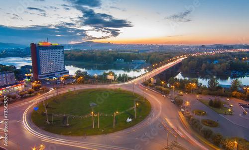 Fototapeta Красноярск obraz