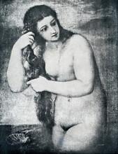 Venus Anadyomene (Titian, Ca. ...