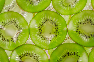 Fototapeta Kiwi Background