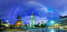 Rainbow Over The Monastery Sop...