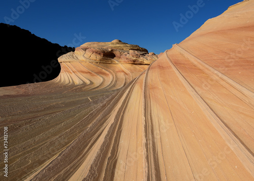 фотографія  coyote buttes - second wave
