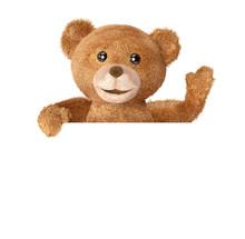 Teddy With Empty Card