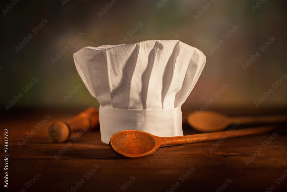 Fototapety, obrazy: capello da cuoco