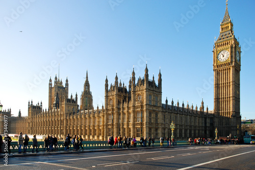 Fotografia  Ulice i zabytki Londynu