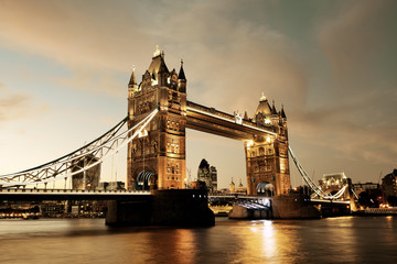 Naklejka Tower Bridge London
