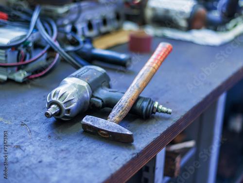 Fényképezés  Werkzeug