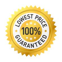 100% Lowest Price Guaranteed S...