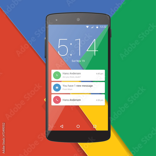 Photo Lollipop Android Phone