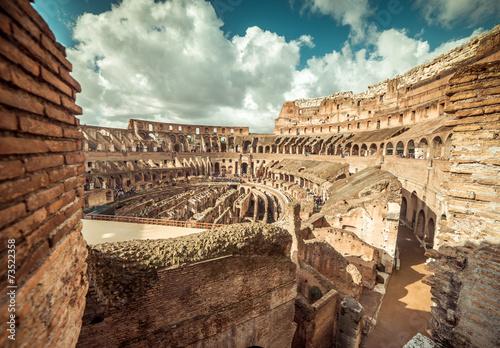 Coliseum interior - 73522358
