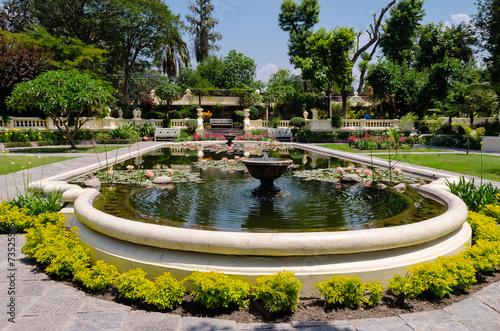 Foto op Aluminium Nepal Garden of Dreams. Kathmandu. Nepal