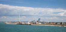 En Quittant Southampton