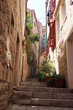 View of Korcula old town.