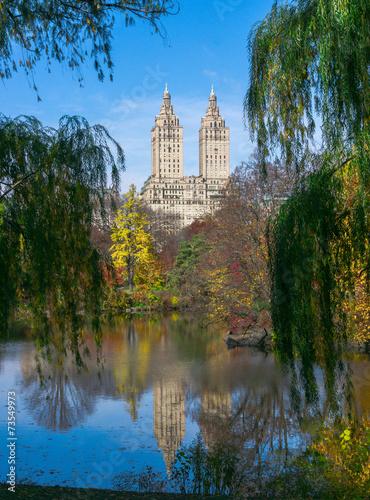 Tableau sur Toile Central Park New York