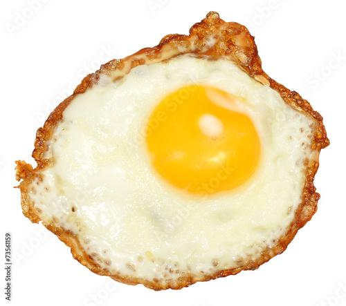 Tuinposter Gebakken Eieren Fried Egg