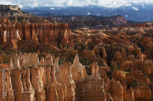 Bryce Canyon Canvas-taulu