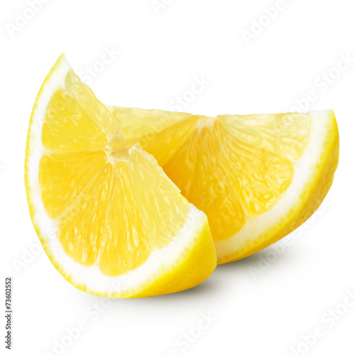 Zitrone Fototapete