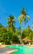 Resort Relaxation Tourist Dream