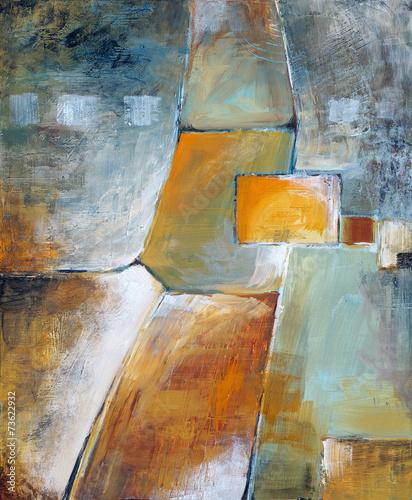 abstrakcyjny-namalowany-obraz-z-ksztaltami-przypominajacymi-deski