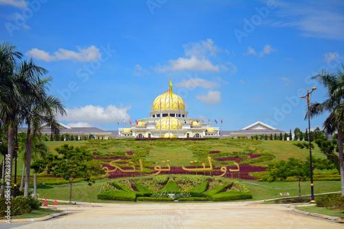 Foto op Aluminium Kuala Lumpur Sultan's palace, Kuala Lumpur, Malaysia