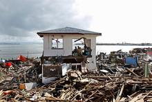Filipinler Haiyan Tayfunu