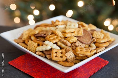 Fotografía  Party Snack Mix