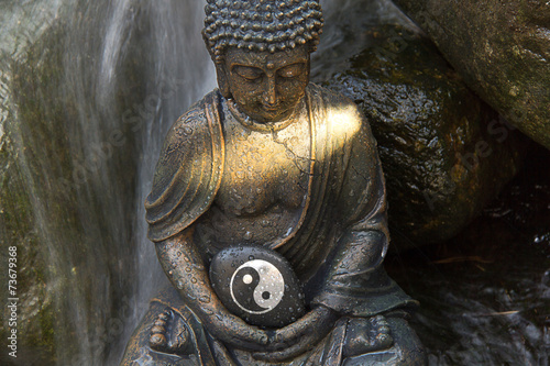 Yin & Yang Slika na platnu