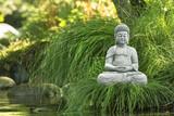 Statue de Bouddha Bien-être et Méditation
