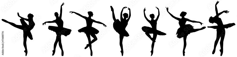 Fototapeta Ballerina