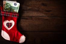 Award Christmas Sock