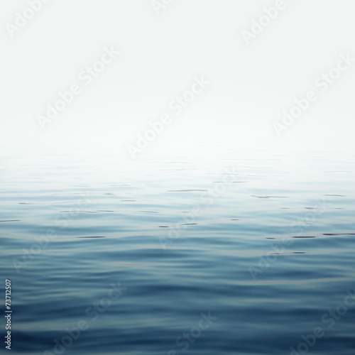 Poster Ocean water surface
