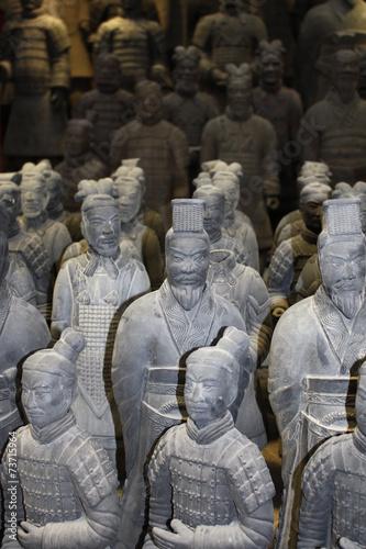 Foto op Plexiglas Xian Warriors of Terracotta Army in Xian, China