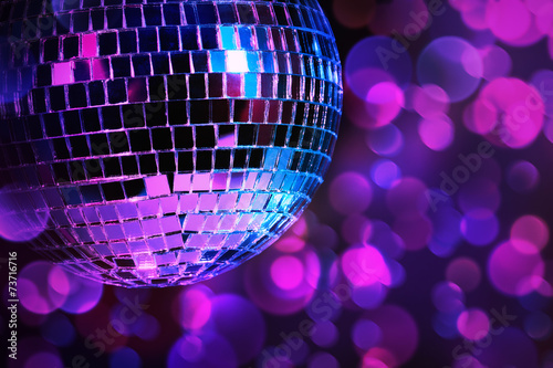 disco Fototapeta