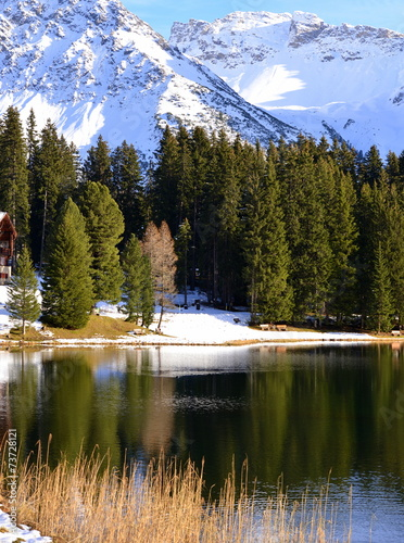 Photo  Grisons---Arosa