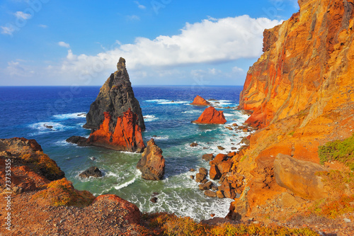 Atlantic island of Madeira