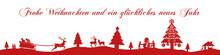 Cb13 ChristmasBanner - Grüße - Frohe Weihnachten - 4zu1 G2633