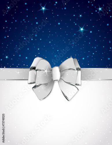 Printed kitchen splashbacks Fairytale World Christmas greeting card
