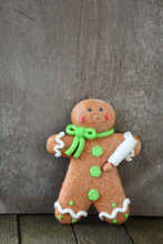Traditional Gingerbread Man
