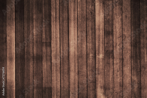 Fototapeta wall and floor siding weathered wood background obraz na płótnie